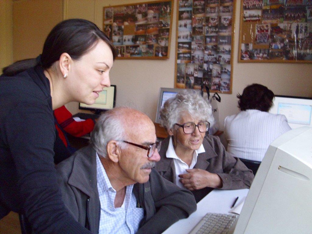Обучение на граждани в Бенковски