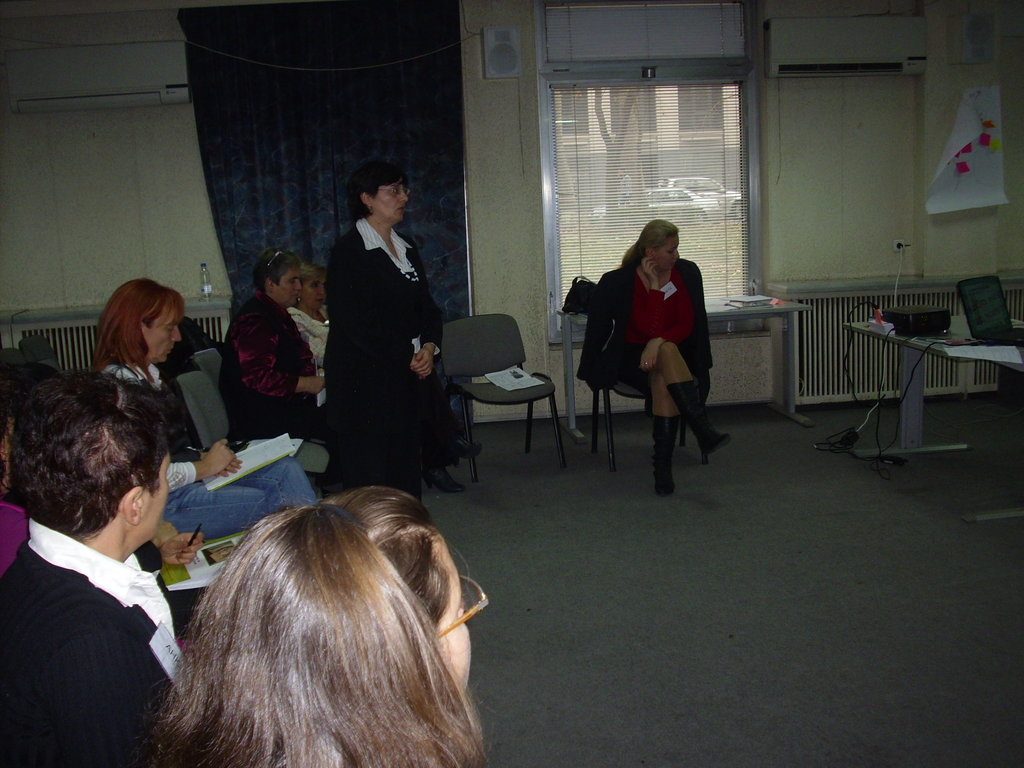Есенно-зимни обучения на библиотекари в Пловдив, 2011