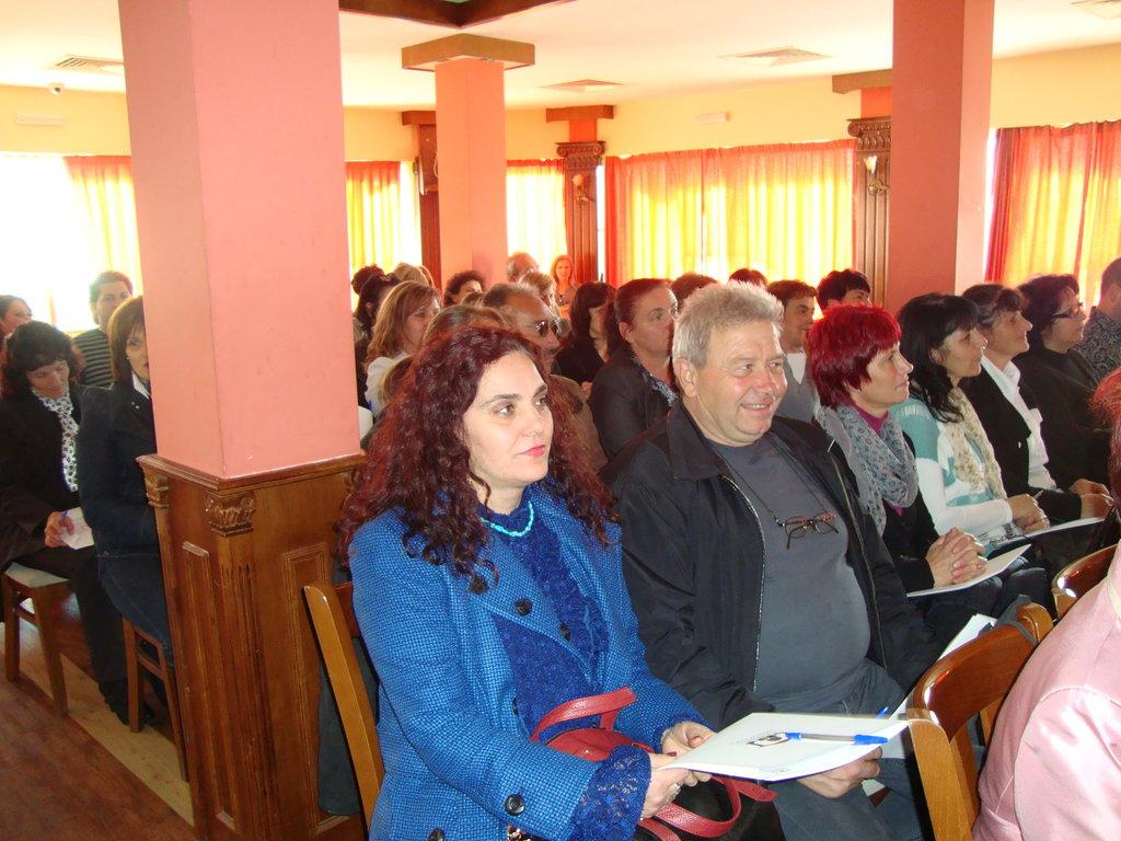 """Регионална тематична среща: """"Библиотеката - информационен и рекреативен център"""" в Благоевград"""
