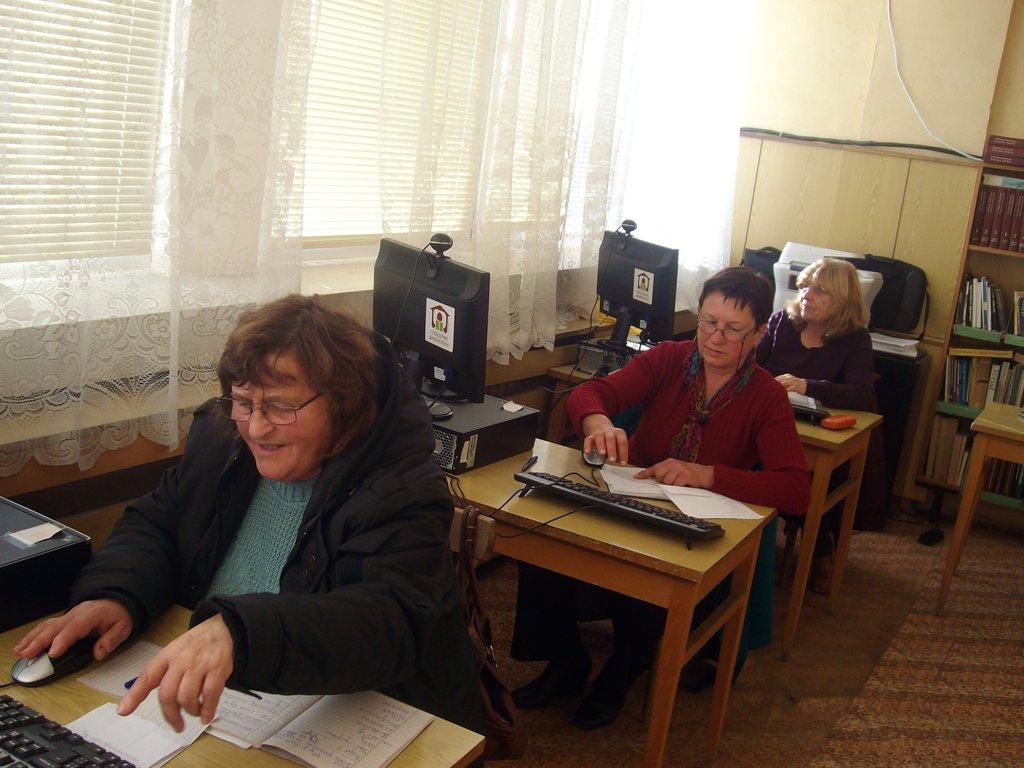 Обучение на граждани в Мартен, декември 2011 г.