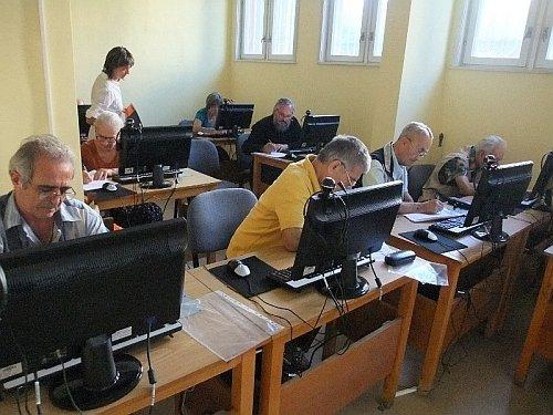 Компютърни и информационни умения за начинаещи от възрастова група 60+