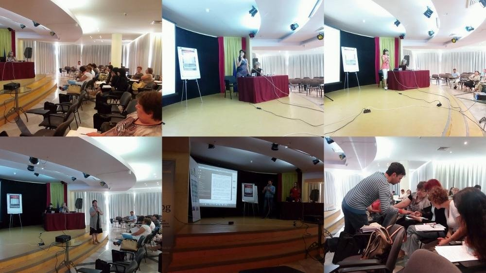 """Local Development Forum """"The Global Library: a Place for e-Services"""""""
