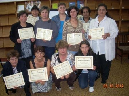 ИКТ обучение на библиотекари в Нови пазар