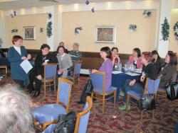 Среща на обучителите, 1-2 февруари 2012 г.