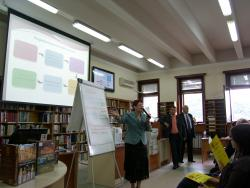 "District Thematic Meeting ""The Modern Glob@l Library: New Opportunities"" in Veliko Tarnovo"