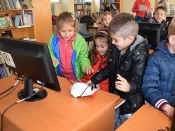 """Европейска седмица на програмирането в РБ """"П. Р. Славейков"""" - Велико Търново"""