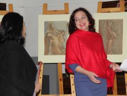 """""""Есенно равноденствие"""" - първата самостоятелна изложба на Елица Кръстева"""