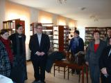 Visit by Civic Agenda Representatives