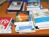 """Дарени книги на Регионална библиотека """"Петко Р. Славейков"""" - Велико Търново"""