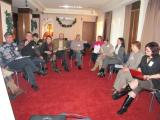 Trainers Meeting, 30-31 January 2012