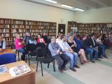 "Ангел Джамбазки стана ""Посланик на библиотеката"""