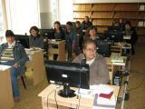 """""""Услуги в Модерната библиотека"""" в Нови пазар от 22 до 31.10.2012 г."""