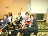 Trainers conference in Sinaia, Romania