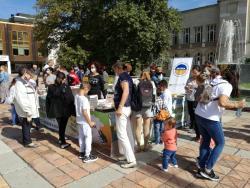 """photo of Кампанията """"Стара хартия за нова книга"""" дебютира в Добрич"""