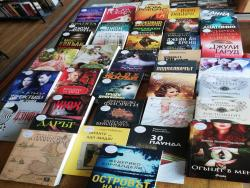 photo of Придобита нова литература по спечелен проект към МК - първа сесия