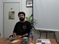 """photo of Димитър Радев и """"Косите на Авесалом"""" в Габрово"""